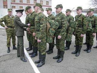 В октябре увеличат не только сроки, но и численность призыва в армию