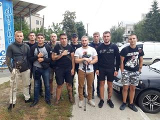 Задержанного за избиение участника АТО отпустили на поруки депутата