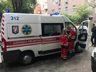 В центре Киева подстрелили 20-летнюю девушку
