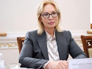 Омбудсмен Денисова  забыла  о 23 миллионах гривен дохода?