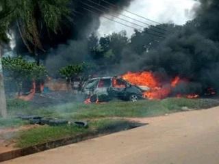 В Нигерии взорвался бензовоз, погибли 35 человек