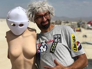 Что такое  Burning Man  или Новые развлечения украинских политиков