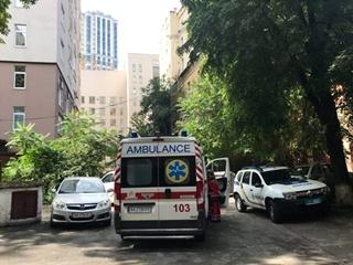61-летнюю киевлянку задержали за стрельбу с балкона по людям