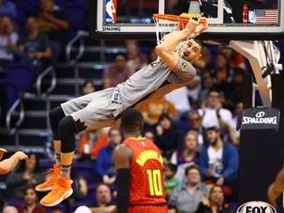 Наши в НБА:  Две звезды, две светлых повести...