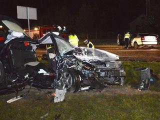В Польше столкнулись два украинских водителя: погибла 19-летняя девушка