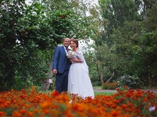 Пара из проекта  Наречена для тата  сыграла свадьбу