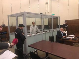 Роман Сущенко согласен просить о помиловании, но вину признавать не будет