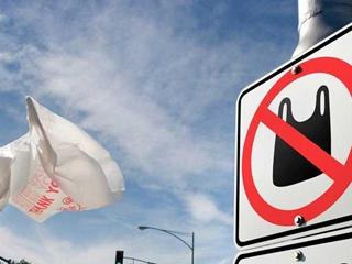 В Грузии запретили полиэтиленовые пакеты