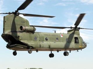 В Иране разбился вертолет с военными