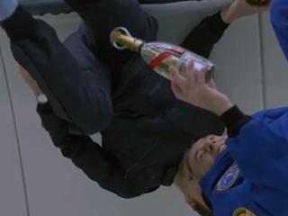 Во Франции придумали шампанское для космических туристов