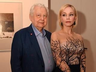 Вдова Олега Табакова впервые дала большое интервью после смерти супруга