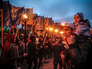 Путеводитель по националистам - кто пойдет на марш славы УПА