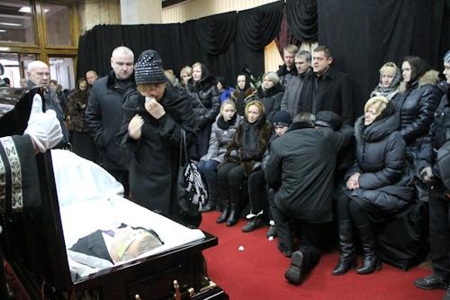 где похоронили погибших в авиакатастрофе