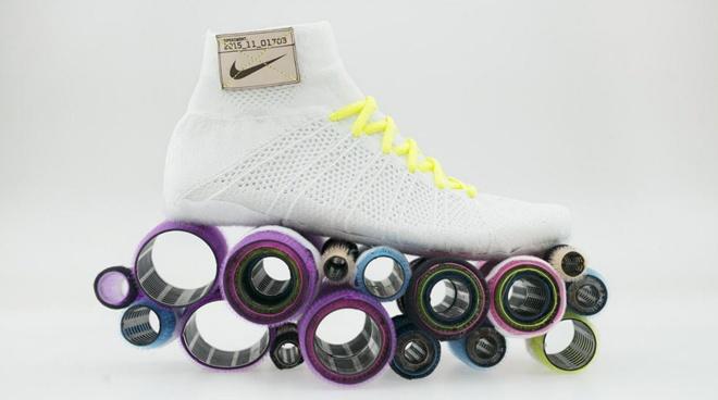 22d9ca6be88e Обувь будущего  Nike презентовал коллекцию футуристических кроссовок ...