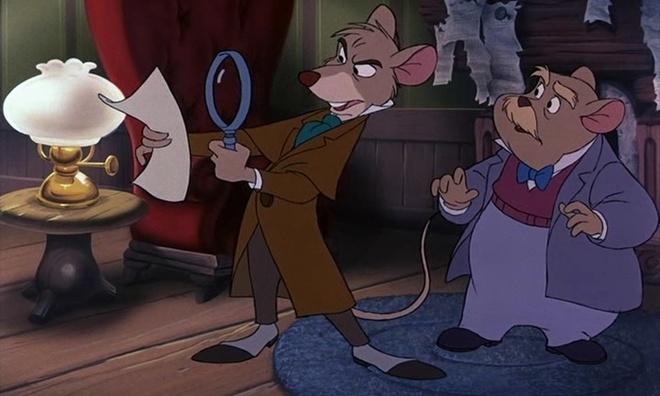 Мультфильмы детективы для детей список