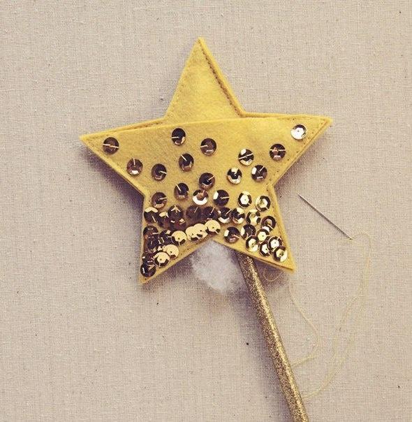 Звезды для поздравления своими руками, новогодние