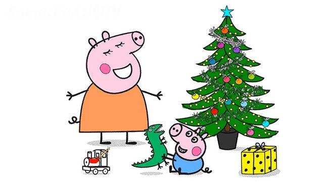 открытка с новым годом смешная со свинкой пеппой был подарен, хорошем