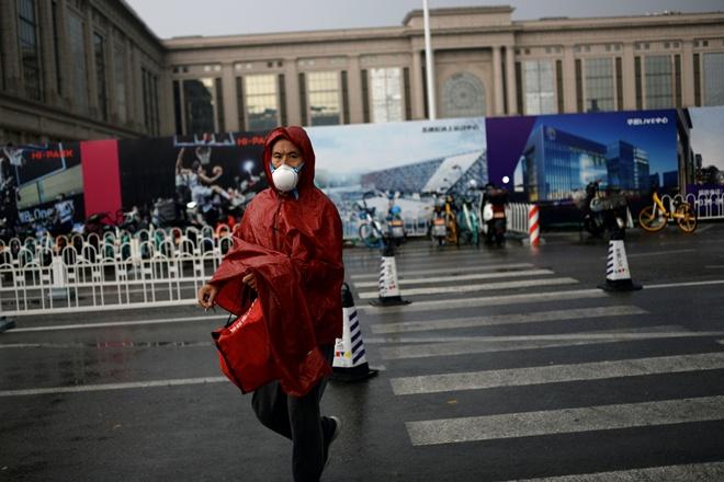Вторая волна COVID-19 в Пекине: что происходит в китайской столице (ФОТО)
