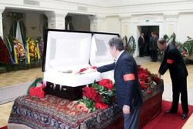 Похороны георгия кирпы