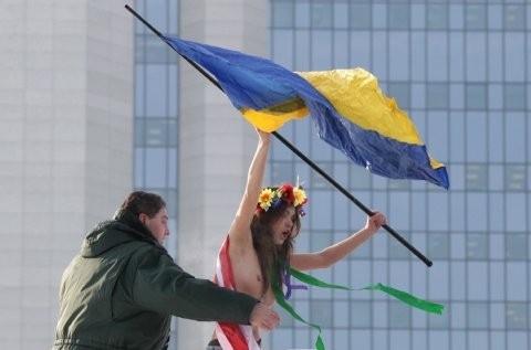 флаг газпрома фото