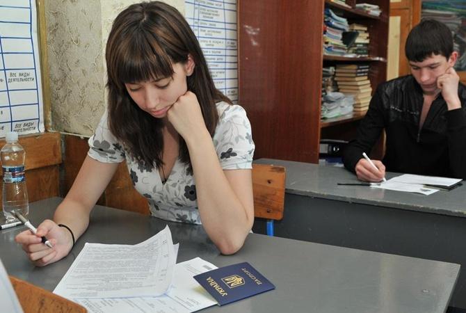 Школьные экзамены не отменили но сократили Новости на ua Школьные экзамены не отменили но сократили