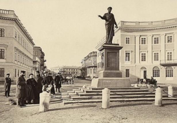 Картинки по запросу памятник ришелье одесса 19-й век