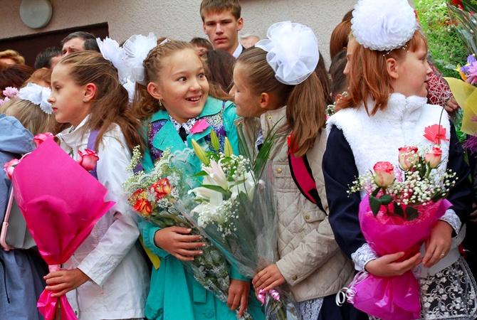 Цветы на 1 сентября учителю фото