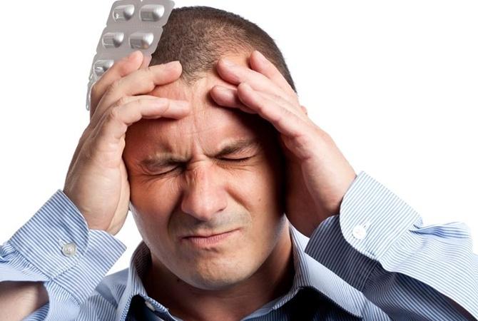 Во время секса испытал сильную пульсирующую боль в голове