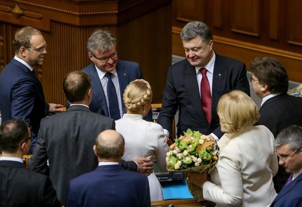 Картинки по запросу порошенко и тимошенко фото