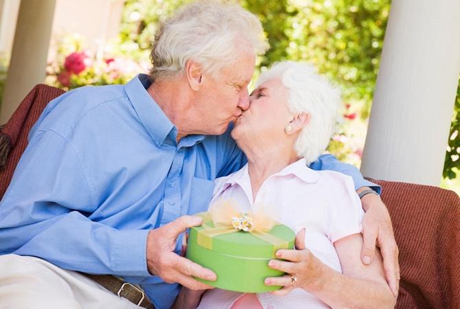 Секс пенсионера за 70 лет