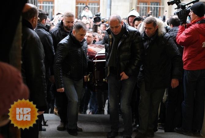 скрябин кузьма похороны фото