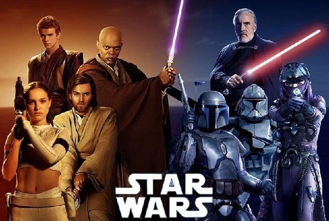 фото персонажи из фильм звездных войн