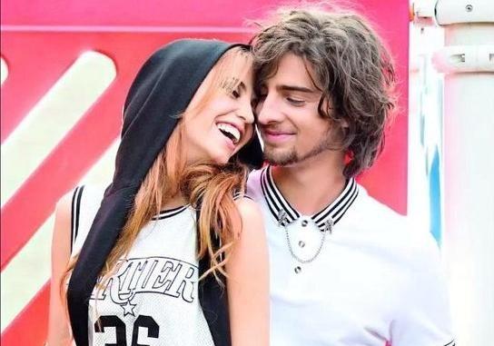 владимир дантес и его девушка