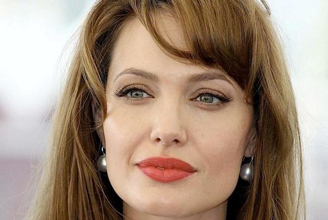 Джоли Анджелина  Википедия