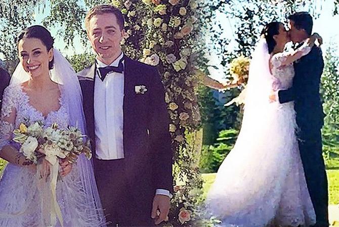 На свадьбе сына Игоря Крутого пели Басков, Билан и Серов