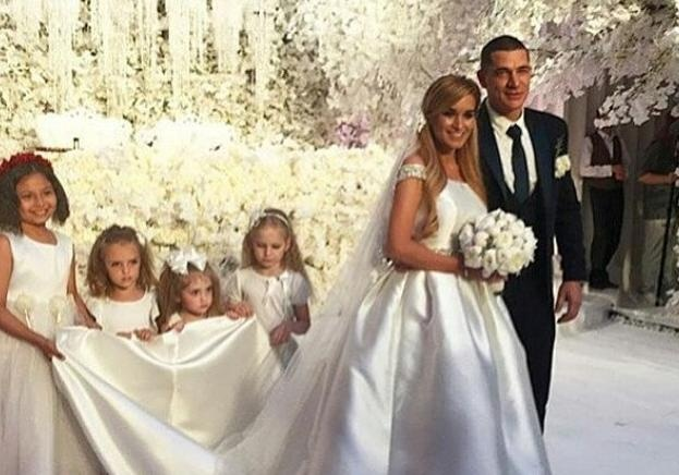 Свадьба Ксении Бородиной: онлайн-репортаж, фото, видео 17
