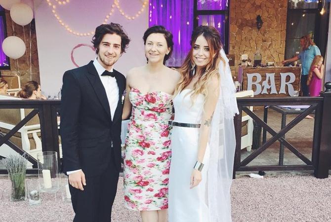 Надя дорофеева и владимир дантес свадьба фото