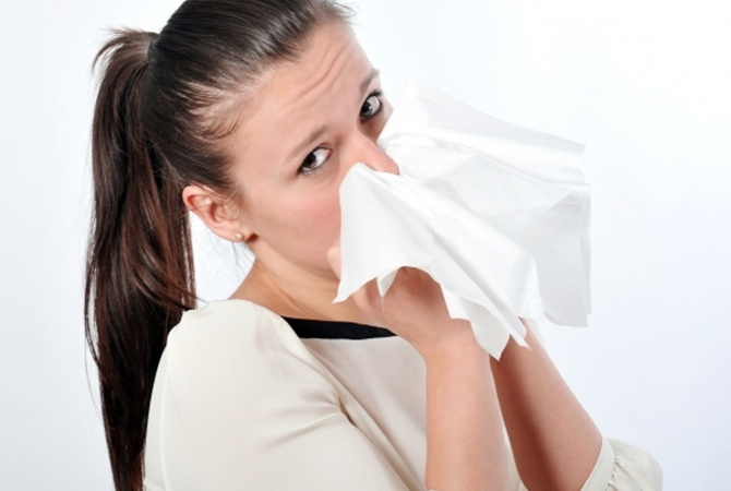 Секс с женщиной во время простуды гриппа