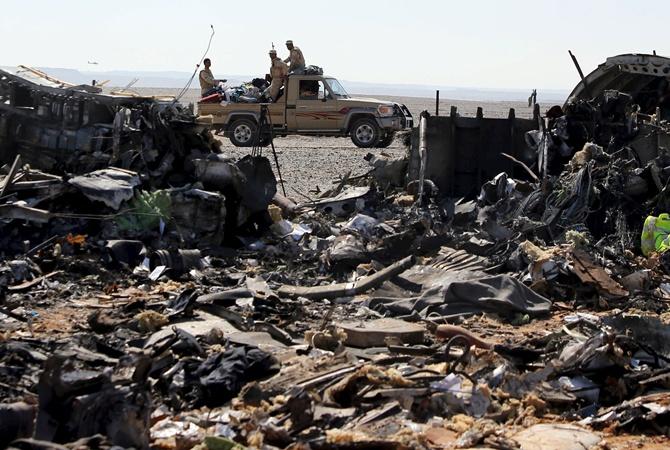 Новости о авиакатастрофе египет