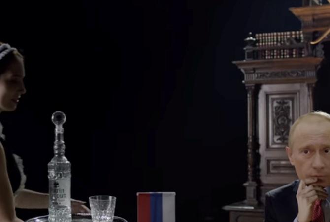 Словенский музыкант снял ироничный клип о Путине