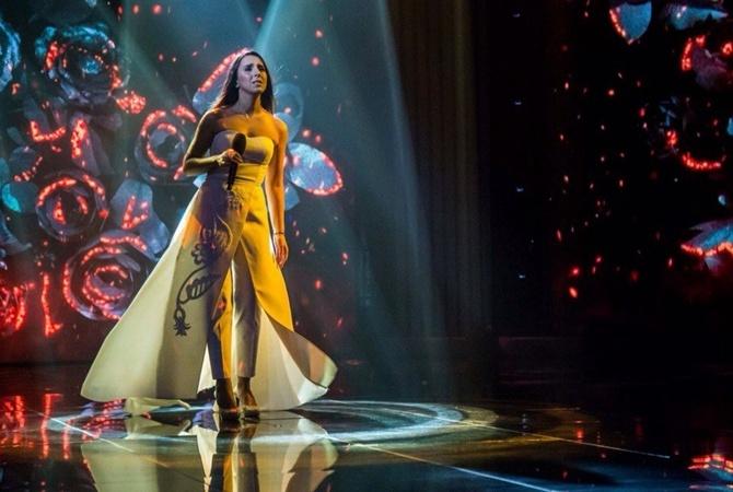 Джамала на Евровидении выступит после Дании и перед Норвегией