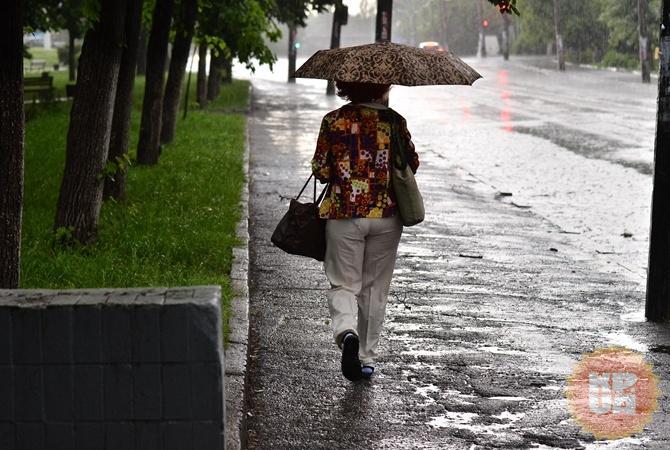 Во вторник,10 мая днем в Украине ожидаются дожди и грозы Фото Оскар ЯНСОНС