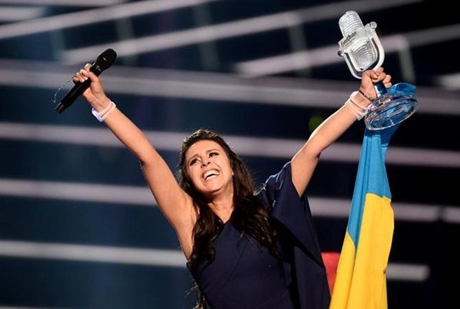 В аннексированном Крыму готовы принять'Евровидение-2017 Джамала