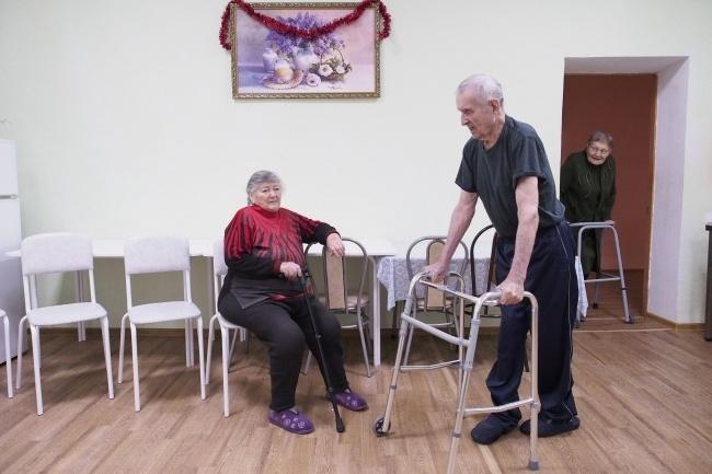 Администратор дома престарелых информация об октябрьский дом-интернат для инвалидов и престарелых п.молочное