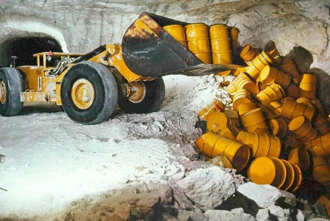 состав белья захоронение радиоактивных отходов в недрах земли несколько различных
