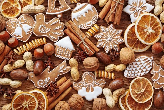Печенье на новый год 2019: рецепт с фото