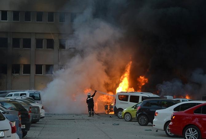 Взрыв в Турции: есть погибшие