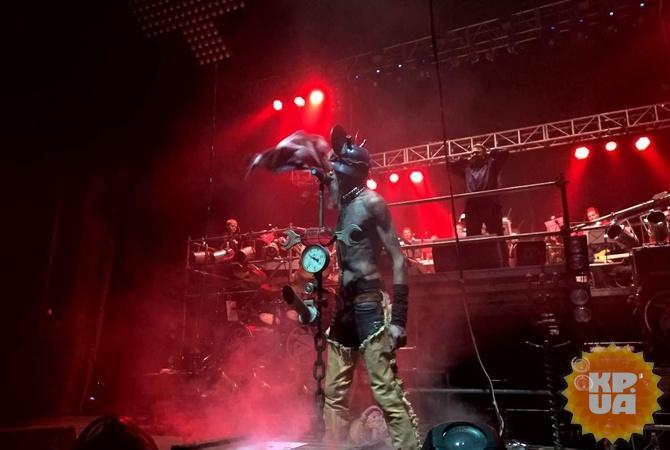 Rammstein концерты