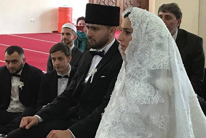 Свадебное платье джамалы