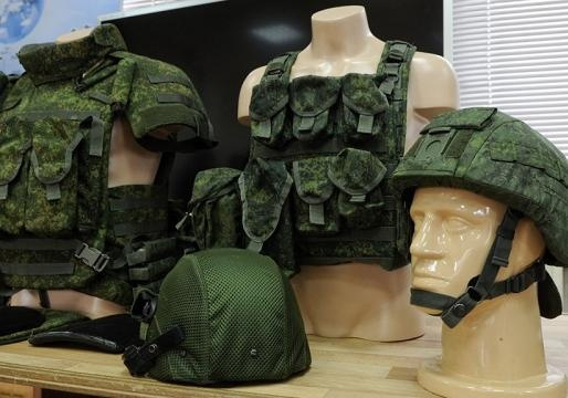 Бронежилеты для военных от предпринимателя Баляшкина
